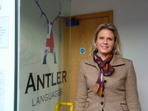 Antler Languages academy and director