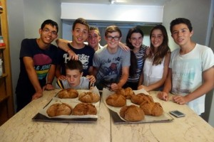 Antler Languages Cookery Competition