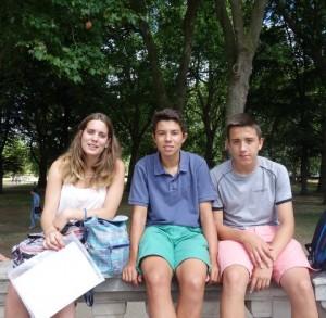 Antler Languages students visiting London